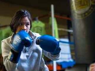 Blackfeet Boxing- Not Invisible
