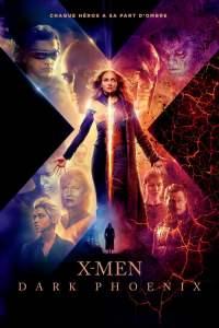 """Affiche du film """"X-Men : Dark Phoenix"""""""