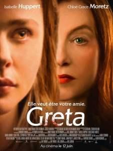 "Affiche du film ""Greta"""