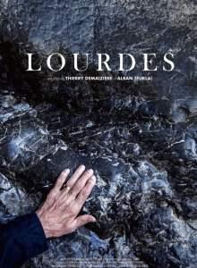 Affiche du film «Lourdes»