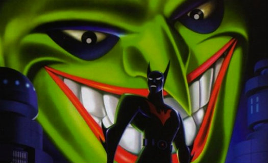 Image result for batman beyond return of joker
