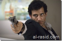 "Clive Owen as ""Louis Salinger"" in Columbia Pictures' thriller THE INTERNATIONAL."