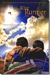 The Kite Runner- poster
