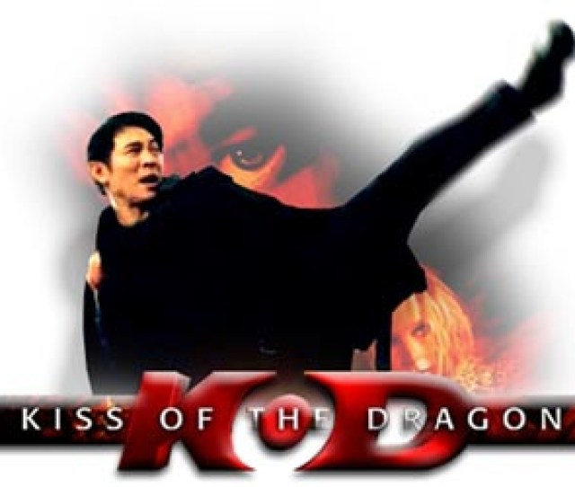 Kiss Of The Dragon 2001 Synopsis