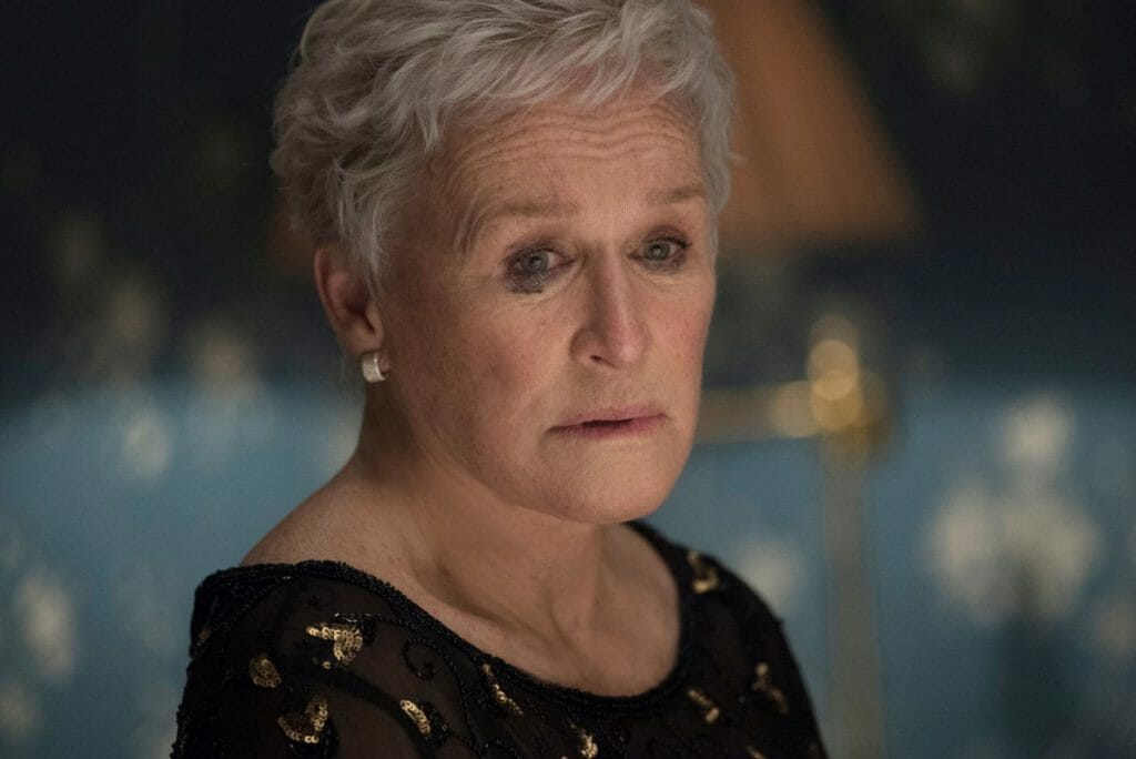 mame cinema GLENN CLOSE PROTAGONISTA DI THE WIFE - VIVERE NELL'OMBRA glenn