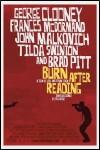 Burn After Reading - Destruir Depois de Ler, de Ethan e Joel Coen. Com Brad Pitt, George Clooney, John Malkovich, Tilda Swinton, Richard Jenkins, Frances McDormand