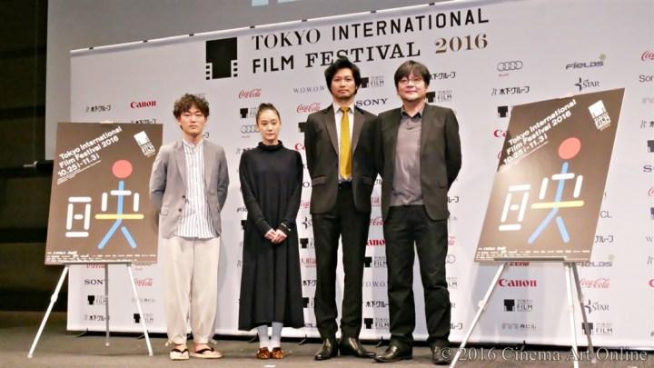 第29回 東京国際映画祭 ラインナップ発表記者会見