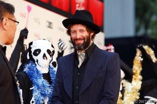 【写真】第30回 東京国際映画祭(TIFF) オープニングレッドカーペット 映画『エンドレス・ポエトリー』アダン・ホドロフスキー