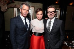 【写真】Ben Mendelsohn, Kristin Scott Thomas and Gary Oldman at the Focus Features Strellson event for DARKEST HOUR TIFF 2017.