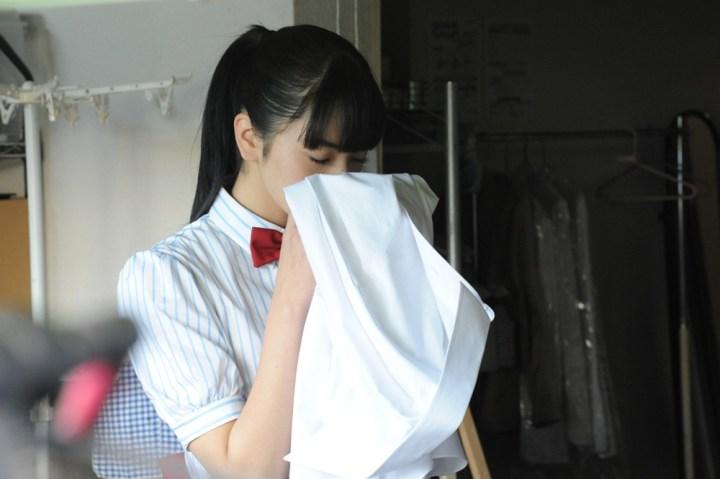 【画像】映画『恋は雨上がりのように』場面カット1[橘あきら(小松菜奈)]
