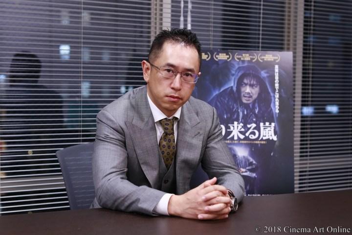 【写真】映画『迫り来る嵐』ドン・ユエ監督インタビュー