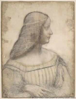 【絵画】イザベラ・デステの肖像