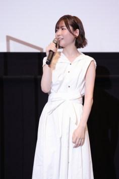 映画『劇場編集版 かくしごと ―ひめごとはなんですか―』公開記念舞台挨拶<―Girlsday―> (小澤亜李)