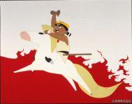【画像】色彩長篇漫画『わんぱく王子の大蛇退治』メインカット