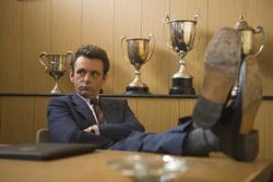 Brian Clough (Michael Sheen)