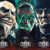'The Purge 3: Election Year' campaigns with new posters