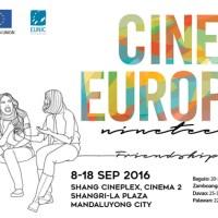 GUIDE: Cine Europa Film Festival 2016