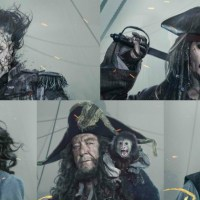All hands on deck for 'Pirates of the Caribbean: Salazar's Revenge'