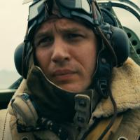 Tom Hardy displays true grit as heroic pilot in 'Dunkirk'