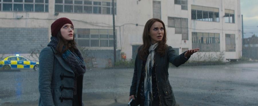 Darcy e Natalie