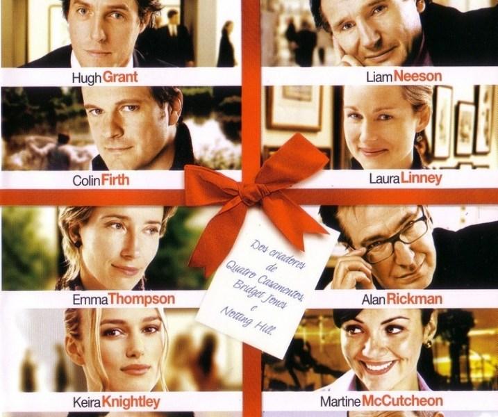 Simplesmente Amor - cartaz brasileiro - capa DVD