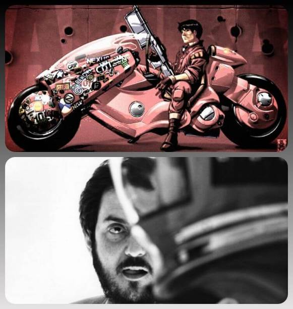 Akira/Diretor