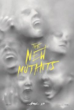 "O Pôster de ""Os Novos Mutantes"""