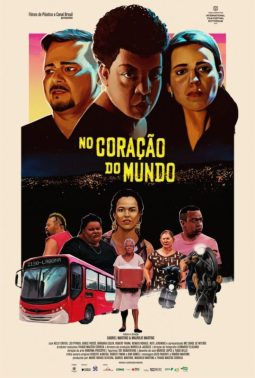No Coração do Mundo - pôster e cartaz do filme