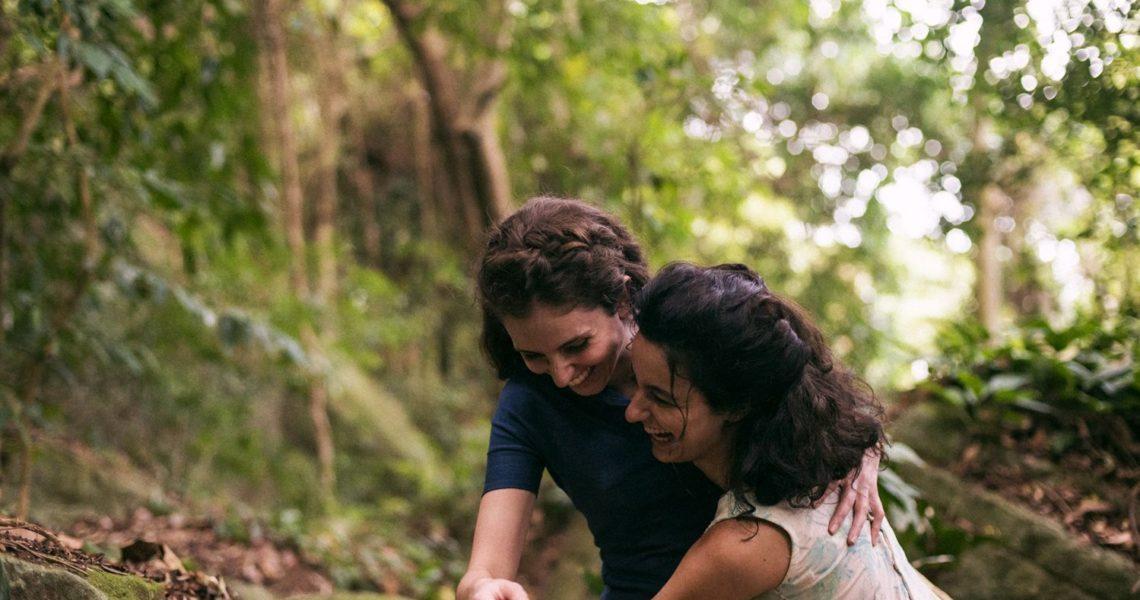A Vida Invisível - filme de Karim Aïnouz - Carol Duarte e Julia Stockler