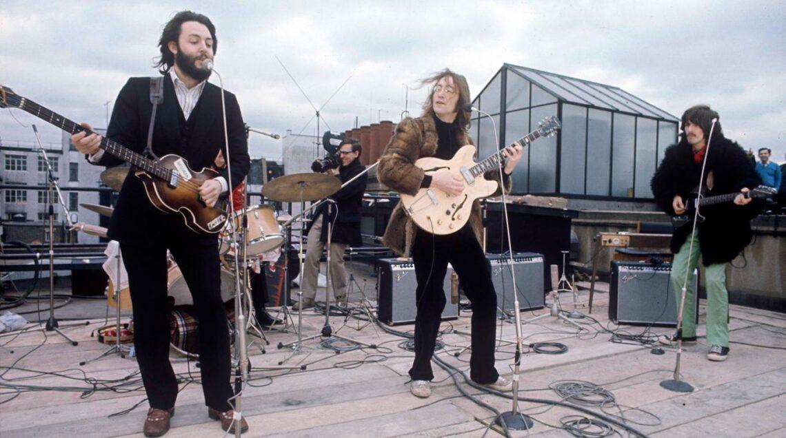 Let it Be Rooftop Concert