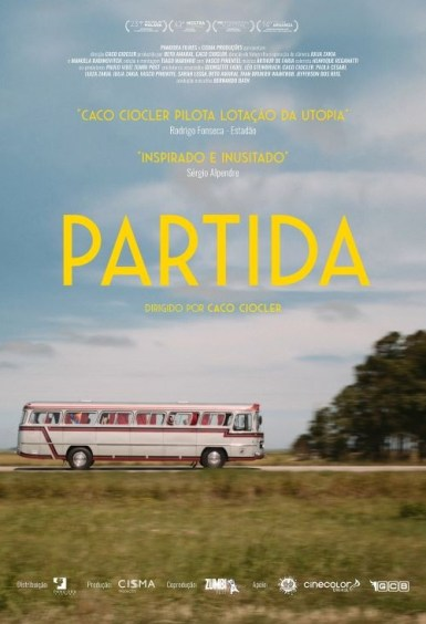 """""""Partida"""", documentário de Caco Ciocler, estreia direto no streaming"""