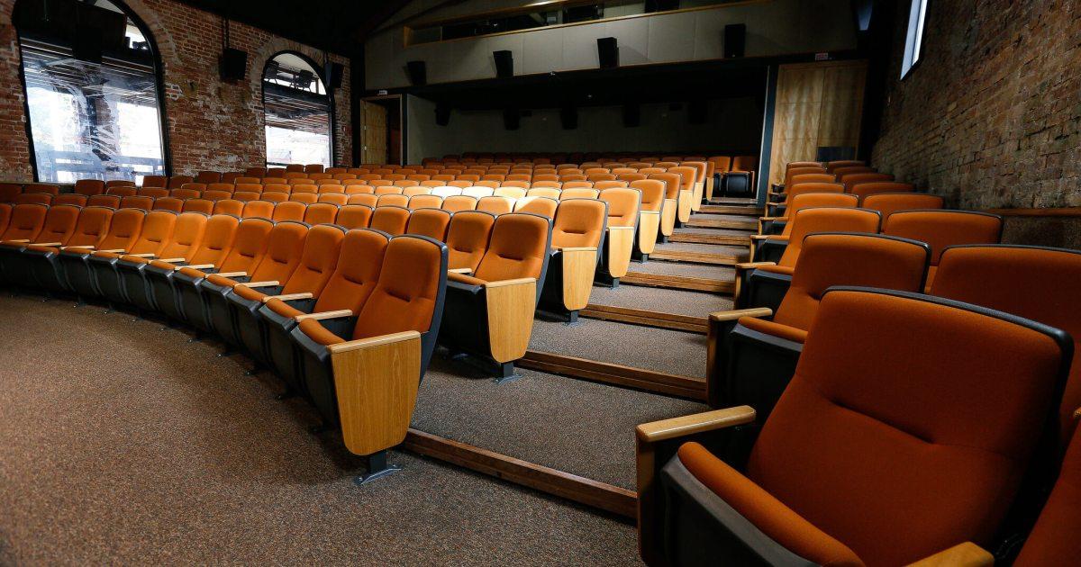 Sala da Cinemateca Brasileira - Foto: Flickr (secretaria da cultura)