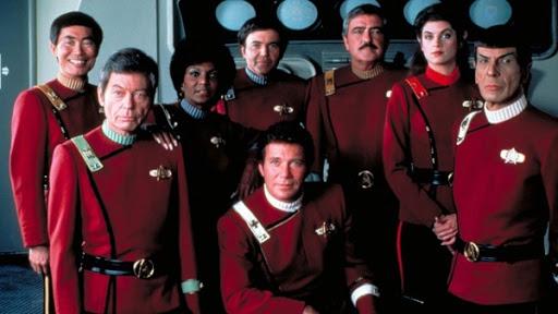 James Horner fez a trilha de Jornada nas Estrelas II - A Ira de Khan