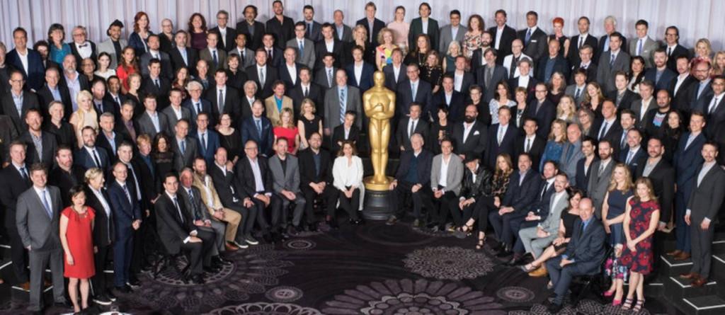Almoço do Oscar 2016