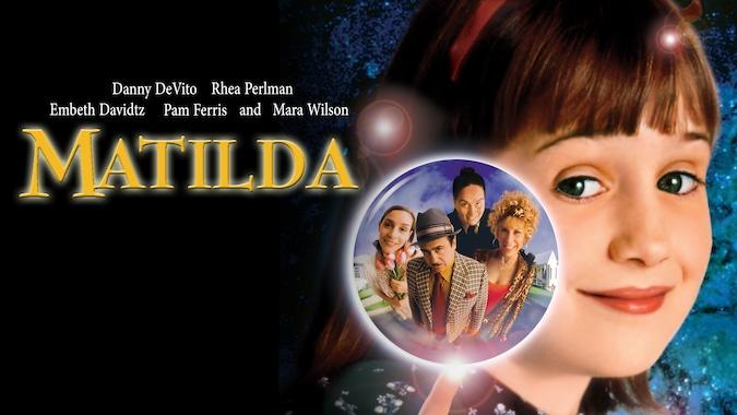 cartaz do filme matilda