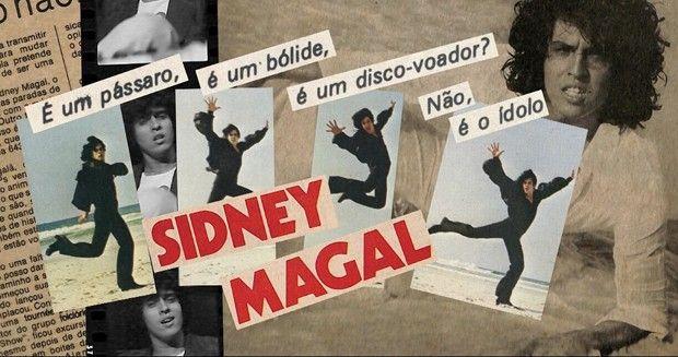 Me Chama Que Eu Vou - documentário Sidney Magal
