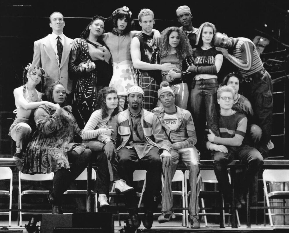 Rent Original Cast Broadway