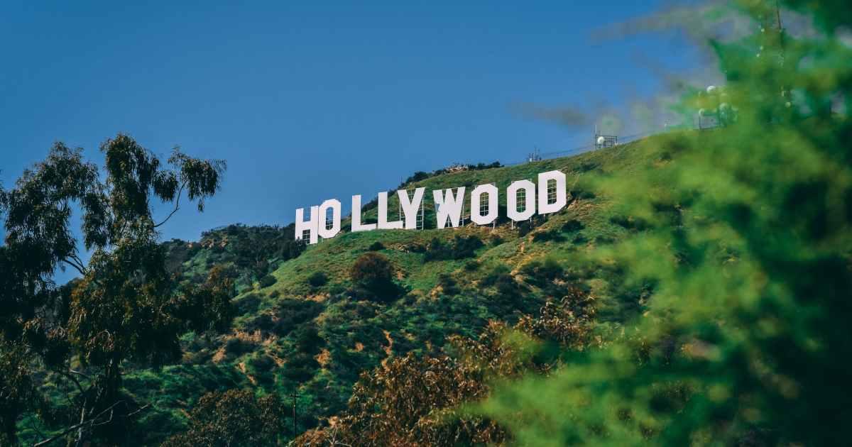 logo de hollywood - imagem de banco- cinema - artigo - robert deniro