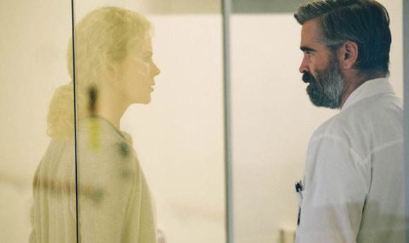 Nicole Kidman Colin Farrell The Killing Of A Sacred Deer Photo by A24 - © A24