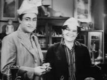 Kismet-Ashok Kumar and VH Desai
