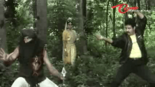 Aditya 369-fancy fighting moves