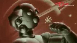 Aditya 369-robot art