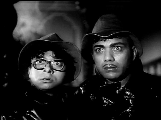 Bhoot-Bungla-Mehmood and RDB