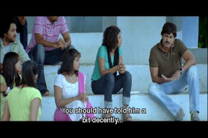 Pravarakhyudu-Young Sasi