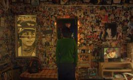 Fan-Gaurav in his room