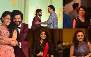 Neeraj Madhav Wedding Reception Stills