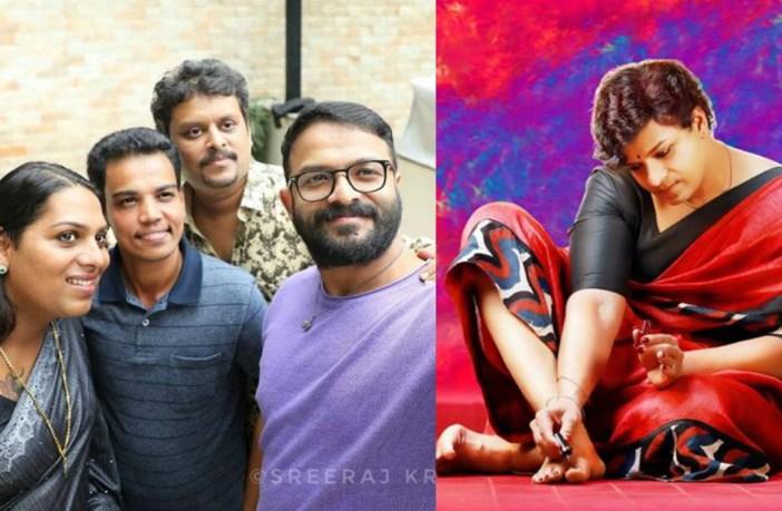 Njan Marykkutty Team Visits Surya and Ishaan
