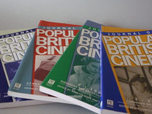 Journal of Popular British Cinema
