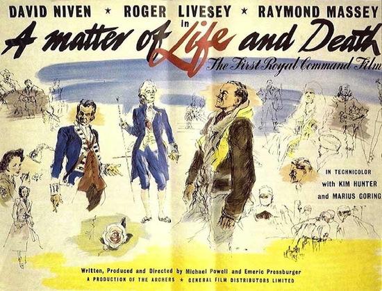 A matter of life and death / Une question de vie ou de mort (1946)