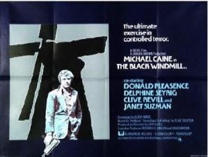 The Dark Windmill / Contre une poignée de diamants (1973)